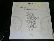 HEROES OF MIGHT AND MAGIC COMPLETE COLLECTORS EDITION VERY RARE
