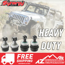 Synergy Mfg Heavy Duty Front Ball Joint for Jeep JK WJ  (2 upper 2 lower)