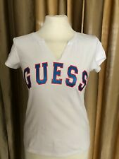 GUESS LADIES T SHIRTS SIZE S
