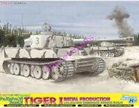 Dragon  6600 1/35 Tiger I Initial, s.Pz.Abt.502 Leningrad Region Model Kit 2019