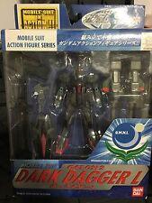 Bandai Gundam Seed Destiny Mobile Suit In Action Figure MSIA Dark Dagger L Lot