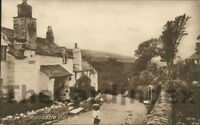 BOSCASTLE Village View Postcard nr Newquay CORNWALL Frith and Co