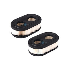 2PACK Air Filter for Briggs & Stratton Part # 798452 593260 5432 OREGON 30-168