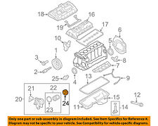 BMW OEM 06-16 Z4 3.0L-L6 Engine Appearance-Engine Cover 11427525334