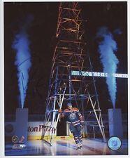 RYAN SMYTH EDMONTON OILERS SIGNED 8x10 PHOTO w/ COA