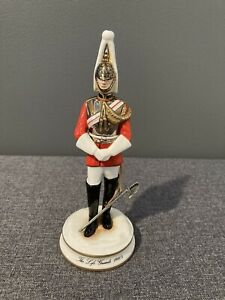 Michael J Sutty Lance Corporal The Life Guards 1980's Limited Edition 79/250