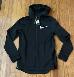 Men's Nike Thermaflex Showtime Full-Zip Hoodie Jacket 925604-010 Small NWT $130