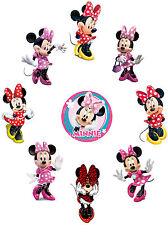 MINNIE MOUSE DISNEY IRON ON T SHIRT HEAT TRANSFER LOT OF CHOICE! MMT