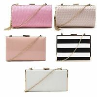 Women's Stylish Clutch Bag Womens Fashionable Evening Bags Girls Pretty Prom Bag
