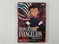 Neon Genesis Evangelion Collection 5 (DVD, 2000 Region 4) Gainax Anime Manga OOP