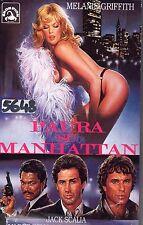Paura su Manhattan (1984)  VHS Skorpion  1a Ed. M. GRIFFITH  Abel Ferrara