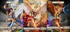 Angel Pack #3 Custom Tokens MTG (for Geist of Saint Traft)