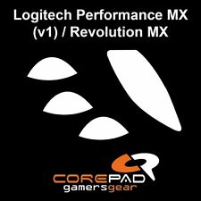 Corepad Skatez Logitech Performance Revolution MX V1 Souris Pieds Patins Téflon