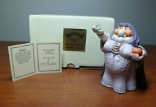 The World of Krystonia - Wodema Figurine w/Box and S&N (#5562) Description Card