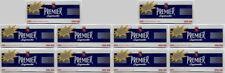 Premier Supermatic King Size Full Flavor Cigarette Filter Tubes 10 Boxes 3101-10