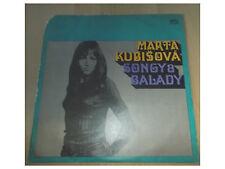 Marta Kubišová  - Songy A Balady LP Mono