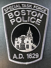 Boston Police Special Task Force