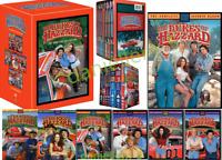 The Dukes of Hazzard: The Complete Series Season 1-7(DVD Box Set,33-Disc) New