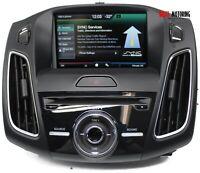 2014-2017 Ford Focus Radio Cd Mechanism Play Display Screen BM5T-18B955-FE