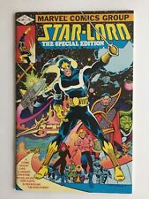 """STAR-LORD The Special Edition #1 (Marvel 1982)""""Guardians"""" Claremont~Byrne"""