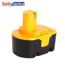 For Ryobi 14.4V 2000mAh power tool battery Code1400144 1400671 130224010