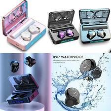 Earbuds Bluetooth Headset Wireless Earpieces Earphones For IPhones Android Phone