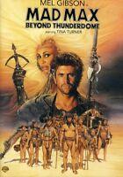 Mad Max Beyond Thunderdome [New DVD] Full Frame, Ac-3/Dolby Digital, Amaray Ca