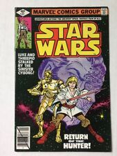 "Star Wars Marvel Comic. Issue #27.  ""Return Of The Hunter"". September 1979."