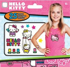 Hello Kitty Tattoos - 25 Ct. Party Favour