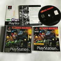 Judge Dredd / Black Label / CIB / Playstation 1 PS1 PS2 PS3 / PAL