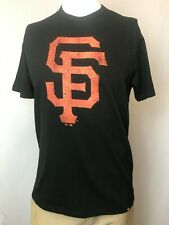 "New '47 San Francisco Giants Men's Short Sleeve ""Orange Logo"" T-Shirt, S - XL"