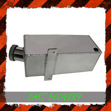 1.75 Litre Polish Alloy Windscreen Intercooler Water Spray Tank Bottle Injection