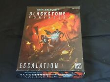 Warhammer Quest: Blackstone Fortress Escalation Expansion - New in Shrink-wrap