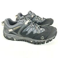 Merrell All Out Blaze Mens Size 7.5  Waterproof Hiking Shoes Vibram Soles