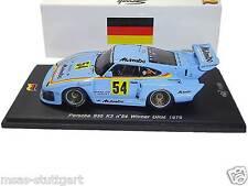 Porsche 935 K3 Gangant DRM 1979 Ludwig #54 - Spark 1:43 - neuf usine
