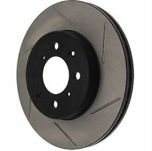 StopTech 126.40021SL Sport Slotted Brake Rotor For 97-05 Acura EL NEW