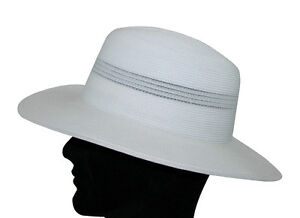 REO Mens Traveller Cricket Umpire Woven Summer Sun Hat White Australian Design