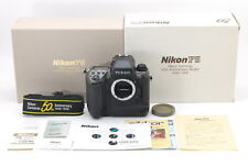 [ Mint ] Nikon F5 50TH ANNIVERSARY LIMITED EDITION  W/ BOX  from Japan  #8136