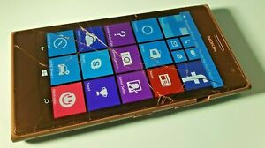 Nokia Lumia 735 8GB  Unlocked - Grey Smartphone