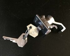 Tool box / glove box lock / key set for Vespa PX (early type)