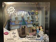 Disney Store Frozen Micro Playset Animators Collection Littles New Toys Elsa