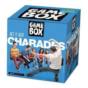 Game Box - Charades