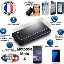 Protection d'Ecran en Verre Trempé Contre les Chocs pour Motorola Moto Z