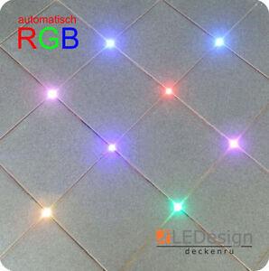 RGB Piastrelle Fuga LED 5mm Benessere Luce Pavimento Illuminazione Fugenlicht