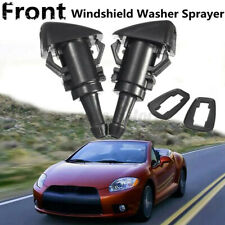 Car Windshield Water Washer Spray Nozzle Jet For Mitsubishi Eclipse