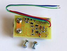 "Pievox A77_Mute  Einschaltverzögerung  Muting Circuit f. Revox A 77 – no ""hump""!"