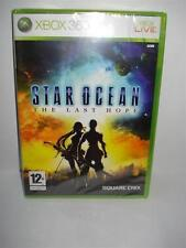 XBox 360:Star Ocean - The Last Hope [TOP RPG SQUARE ENIX] NEUF & BLISTER - Fr