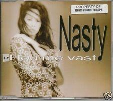 (4O) Nasty, Hou Me Vast - 1997 CD