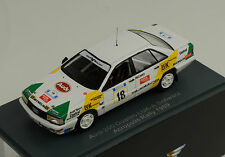AUDI 200 quattro LUK A. Noir Acropole rally 1989 1:43 Neo