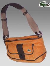 LACOSTE SHOULDER BAG Baguette Fashion 6 Burnt Orange